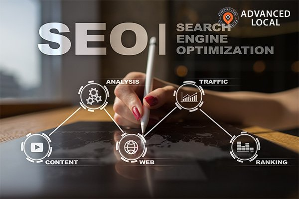 Advanced Local SEO Focal Points Icon